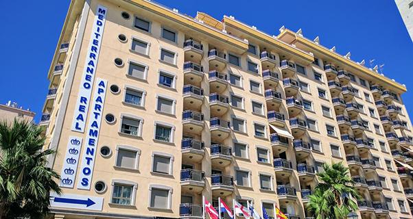 Aparthotel Mediterráneo Real*** de Fuengirola