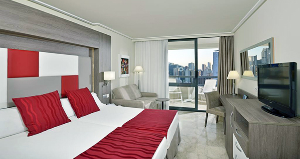 Hotel Meliá Benidorm**** de Benidorm