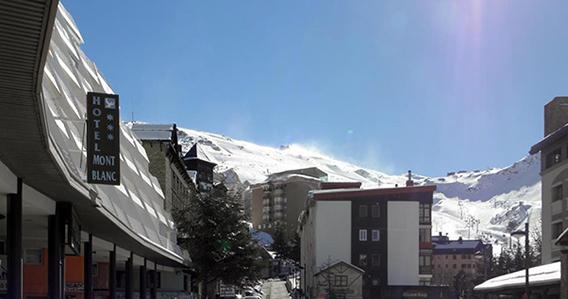 Hotel Mont Blanc*** de Sierra Nevada