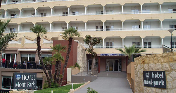 Hotel Mont Park*** de Benidorm