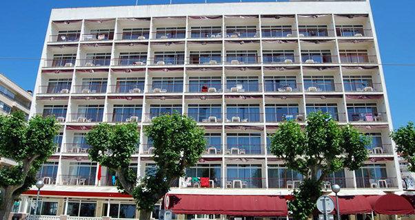 Hotel Mont Rosa de Calella