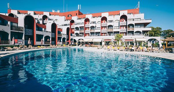 25 ALGARVE. 20,35€ EN ALOJAMIENTO Y DESAYUNO HOTEL 4 ESTRELLAS.
