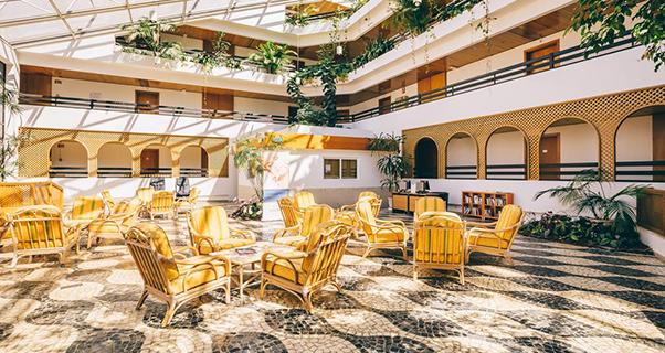 Hotel Apartamentos Muthu Oura Praia**** de Albufeira