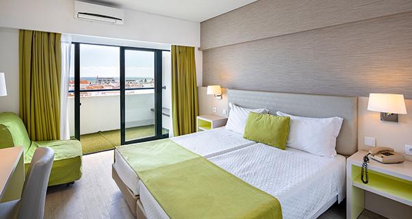 Hotel Navegadoires*** de Monte Gordo