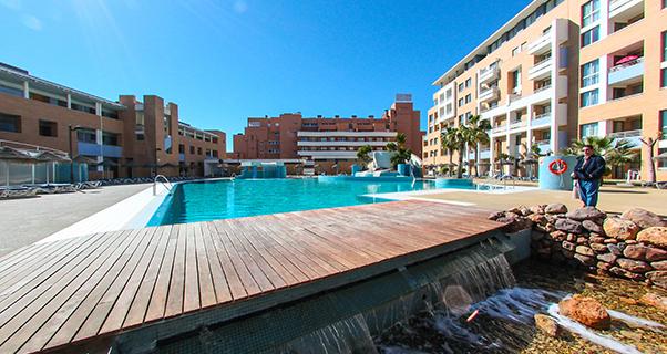 Hotel - Apartamentos Neptuno**** de Roquetas