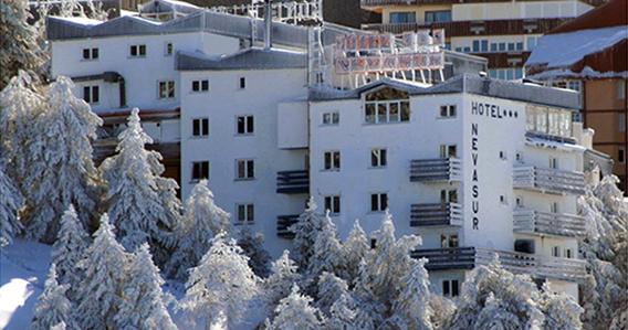 Hotel Nevasur*** de Sierra Nevada