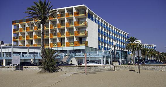 Hotel Nuba Comarruga**** de Comarruga