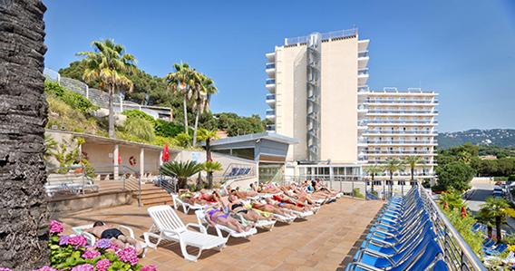 Hotel Oasis Park*** de Calella