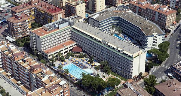 Hotel GHT Oasis Park & Spa**** de Lloret de Mar