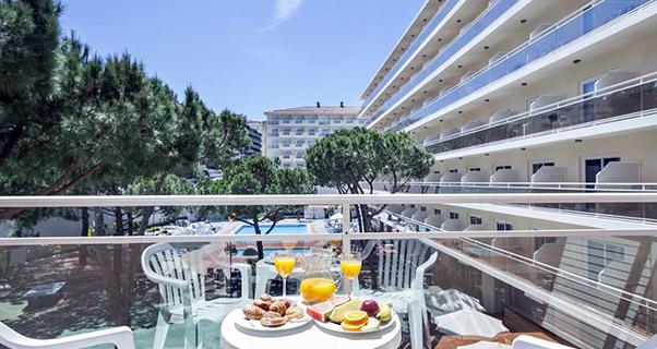 Hotel Oasis Park**** de Salou