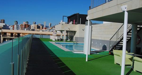 Hotel Oasis Plaza*** de Benidorm