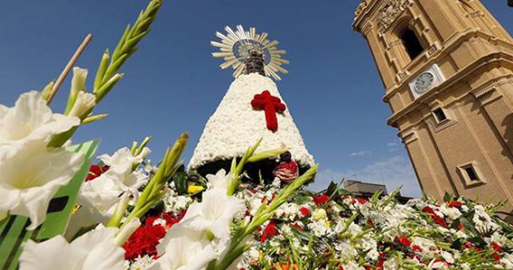 Ofrenda del Pilar