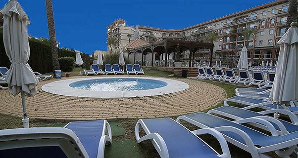 Hotel Ohtels Islantilla Suites And Spa**** de Islantilla