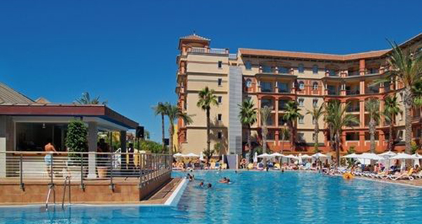 Hotel Ohtels Islantilla Suites And Spa**** de Islantilla