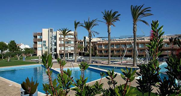 Ohtels Les Oliveres**** - El Perelló - piscinas