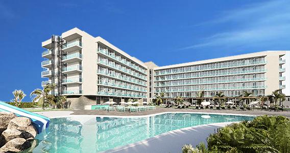 Hotel Ohtels Roquetas*** de Roquetas de Mar