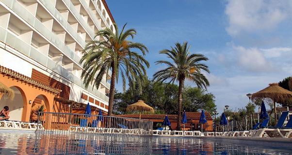 Ohtels San Salvador Playa*** de Comaruga
