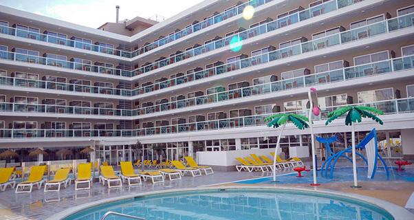 Hotel Ohtels Villa Dorada*** de Salou