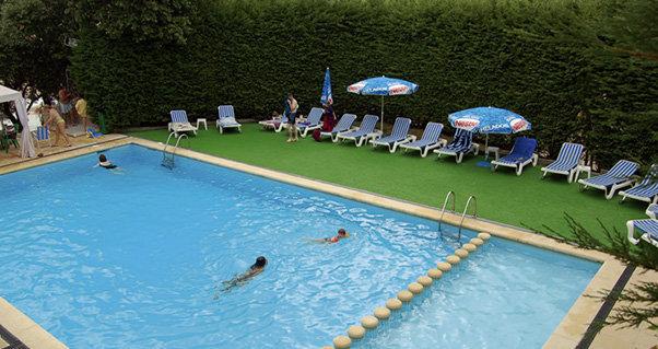 Hotel Olimpo**** de Isla