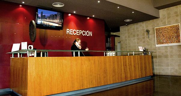Hotel Atenea*** de Benidorm