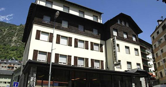 Hotel Oros*** de Encamp
