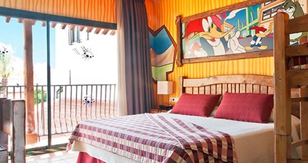 Hotel Port Aventura**** de Vila Seca - Salou