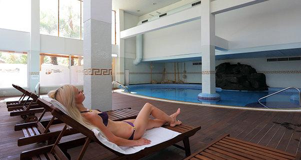 Hotel Palas Pineda**** de La Pineda