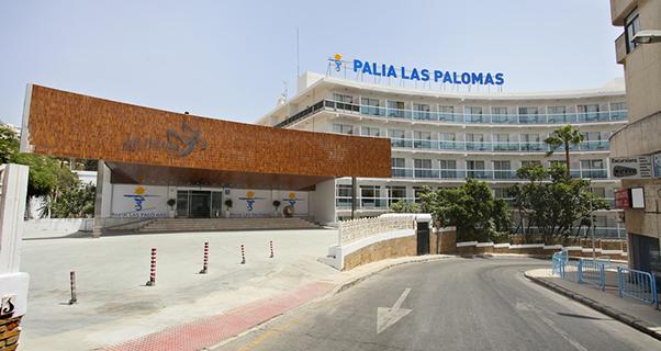 Hotel Palia Las Palomas*** de Torremolinos