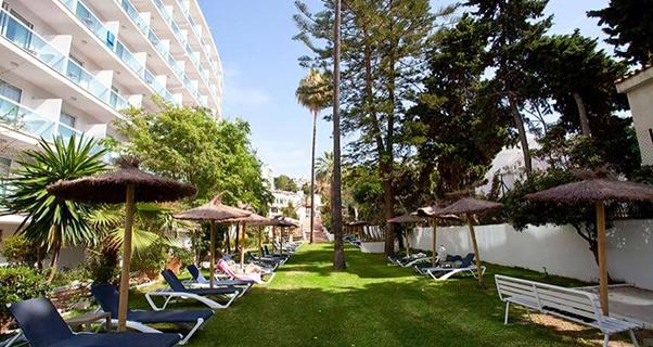 Hotel Palia Las Palomas**** de Torremolinos