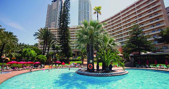 Hotel Palm Beach**** de Benidorm