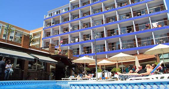 Hotel Palm Beach & SPA**** de Lloret de Mar