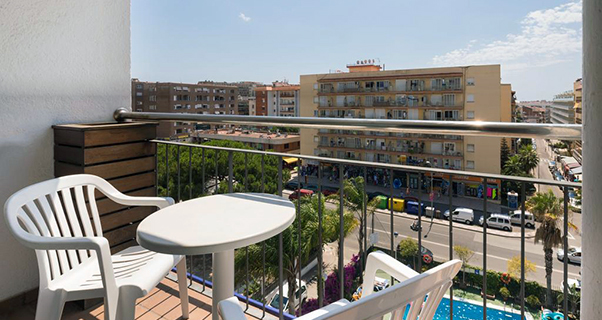 Hotel Palm Beach & SPA**** de Lloret de Mar