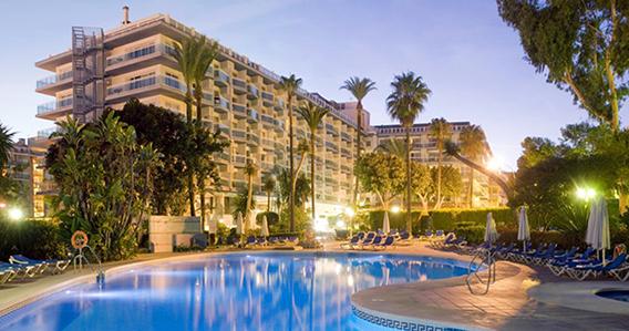 Hotel Palmasol*** de Benalmádena