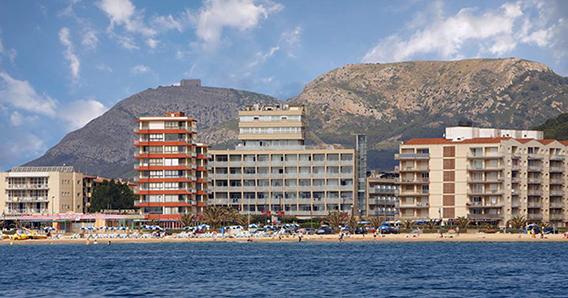 Hotel Panorama*** de L'Estartit