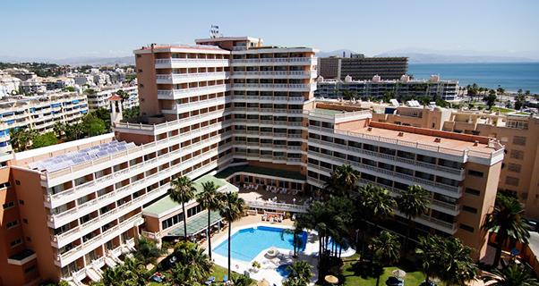 Hotel Parasol Garden*** de Torremolinos
