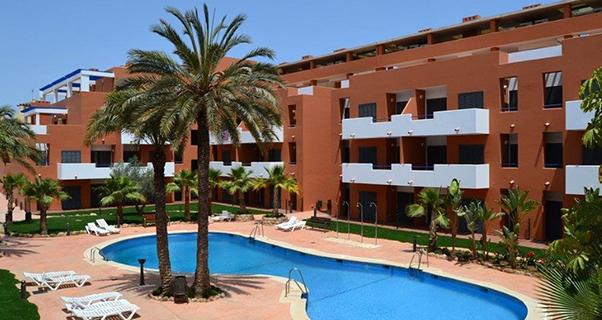 Apartamentos Parque Tropical*** de Vera