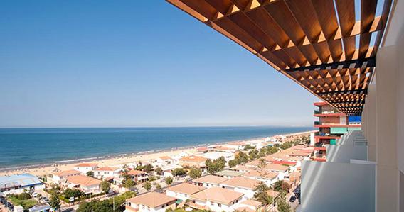 Hotel Pato Amarillo**** de Punta Umbria