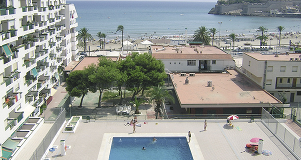Vacaciones chollo viaja en verano al apartamentos pe scola playa de pe scola de pe scola - Apartamentos playa baratos vacaciones ...