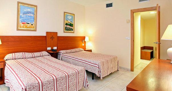 Hotel Peñíscola Plaza Suites**** de Peñíscola