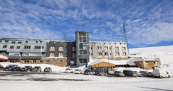 Hotel Pic Maia** de Port d'Envalira-Pas de la Casa