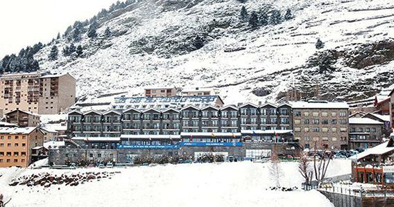 Hotel Piolets Soldeu Centre**** de Soldeu