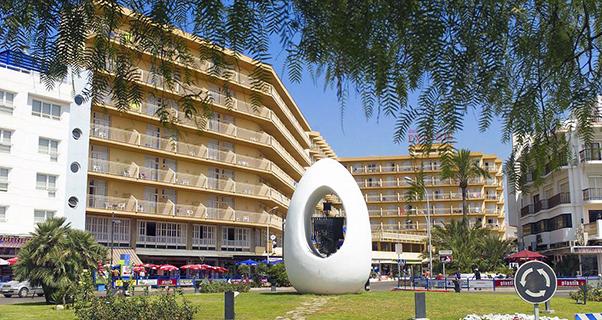 Hotel Piscis Playasol*** de San Antonio