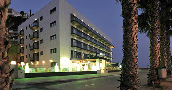 Hotel Playa Cotobro**** de Almuñécar