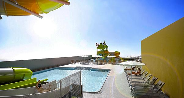 Playaballena Aquapark & Spa**** de Rota