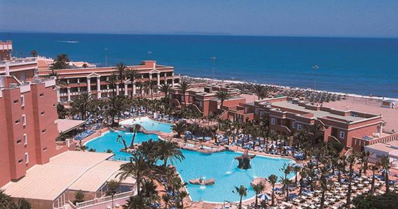 Playacapricho Hotel**** de Roquetas