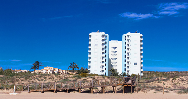 Hotel Playas de Guardamar*** de Guardamar de Segura