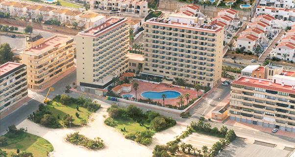 Hotel Playas de Torrevieja*** de Torrevieja