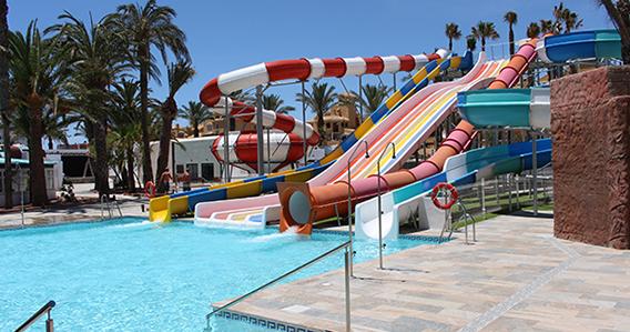Playasol Spa Hotel**** de Roquetas