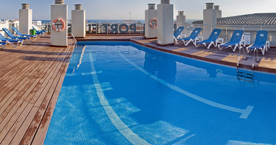 Hotel Port Eugeni**** de Cambrils