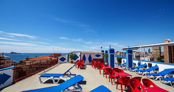 Hotel Port Fleming** de Benidorm